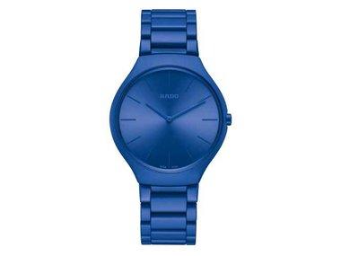 Rado   True Thinline Les Couleurs™ Le Corbusier - Blue