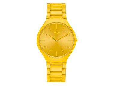 Rado   True Thinline Les Couleurs™ Le Corbusier - Yellow