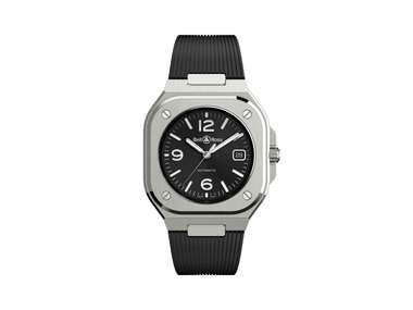 Bell&Ross | BR 05 Black Steel