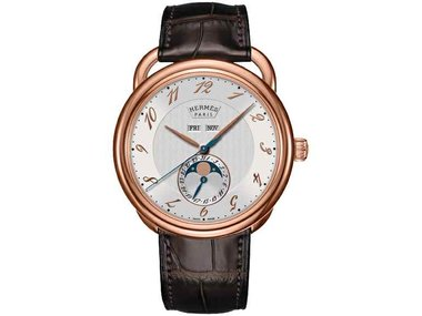 HERMES | Arceau GM - 18kt rose gold