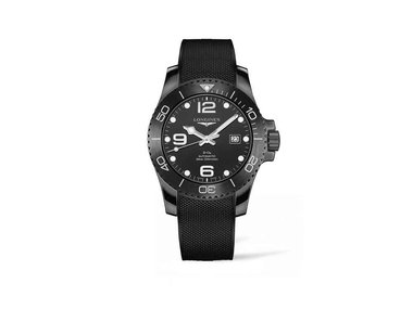Longines | HydroConquest Black Ceramica