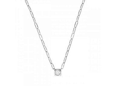 dinh van | Le Cube Diamant necklace - Large