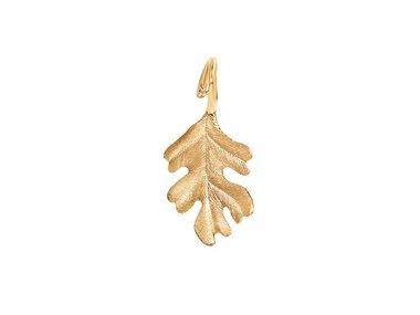 Ole Lynggaard | Forest pendant Oak Leaf - Medium