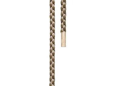 Ole Lynggaard | Twisted Mokuba silk string - Beige