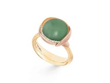 Ole Lynggaard | Lotus ring size 3 - Serpentine