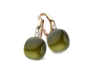 Bigli   Mini Sweety earrings - Tropical Green