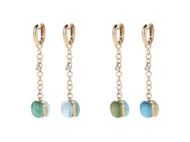 Bigli   Mini Sweety earrings - Mixed pair