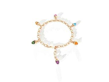 Tamara Comolli | Mikado Flamenco Charm bracelet - Candy