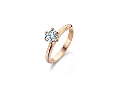Franssen Collection | Solitaire 0.96ct H Si1