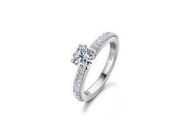 Franssen Collection | 1.02ct F Vs2