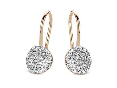 Bigli   Mini Waves earrings