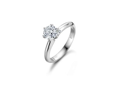 Franssen Collection | 0.53ct G Si1 3xEx None