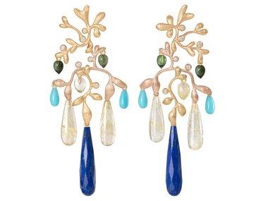 Ole Lynggaard | Gipsy earrings - Special Edition