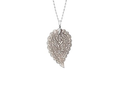 Tamara Comolli | India Leaf pendant - Large