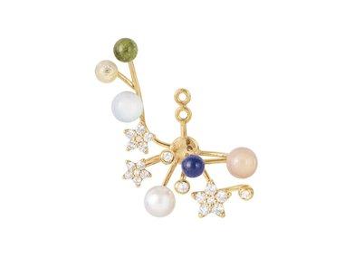 Ole Lynggaard | Shooting Stars pendant for earring