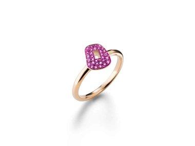 Mattioli | Mini Puzzle ring