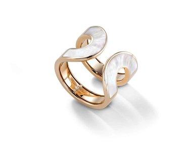 Mattioli | Aruba ring - Mother-of-pearl