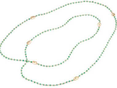 Mattioli | Puzzle rosary necklace