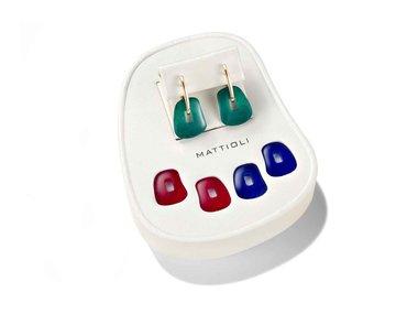 Mattioli | Puzzle earrings Precious - Small