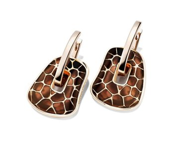 Mattioli | Safari Puzzle earrings - Medium