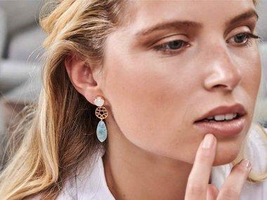 Bron | Toujours Ajour earrings