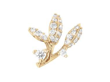 Ole Lynggaard | Winter Frost earrings