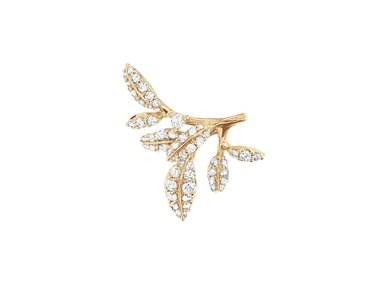 Ole Lynggaard | Winter Frost pendant for earstud