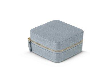 Ole Lynggaard | Travel jewelry box - Light Blue