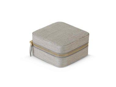 Ole Lynggaard | Travel jewelry box - Beige