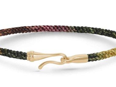 Ole Lynggaard | Life bracelet - Plum