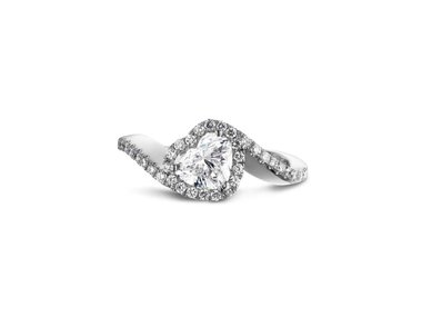 Franssen Collection | Sweetheart ring - 0.91ct