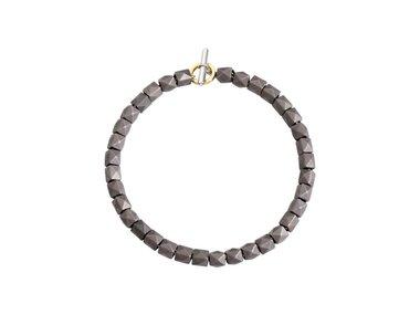 DoDo   Stud bracelet - Titanium