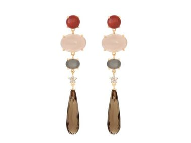 Ole Lynggaard | Shooting Stars earrings