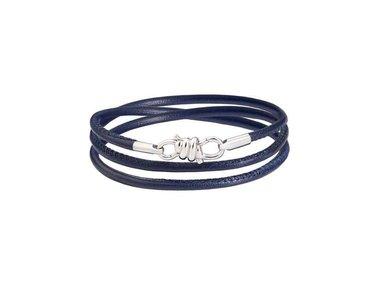 DoDo   Nodo bracelet - Blue