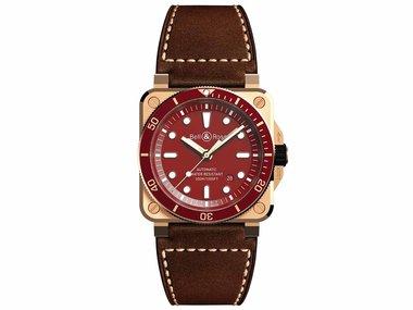 Bell&Ross | BR 03-92 Diver Red Bronze