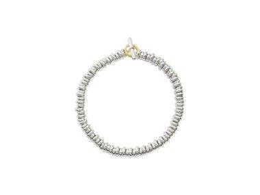 DoDo   Silver Ringlets bracelet kit - Large 16-17cm