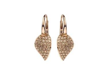 Bigli | Mini Leaves earrings