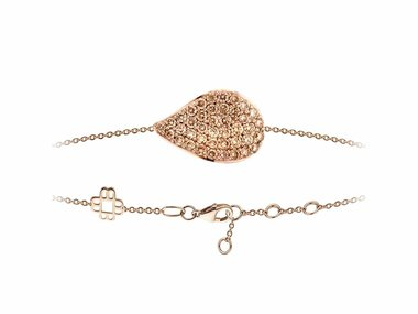 Bigli | Mini Leaves bracelet