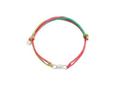 DoDo   Nodo bracelet Rainbow