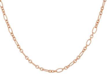 Bron | Ketting - Rosé goud 18 k