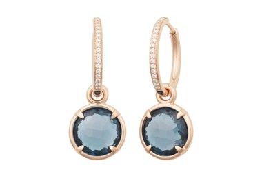 Bron | Catch pendants for earrings
