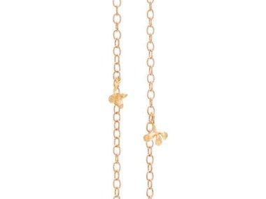Ole Lynggaard   Lotus twisted anchor collier - Medium
