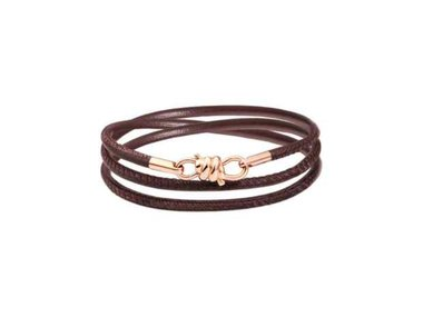 DoDo | Nodo bracelet - Brown