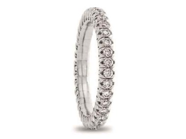 Mattioli | Maldamore X-band Alliance - 0.85ct diamonds