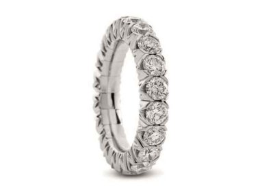 Mattioli | Maldamore X-Band Alliance - 3.68ct diamonds