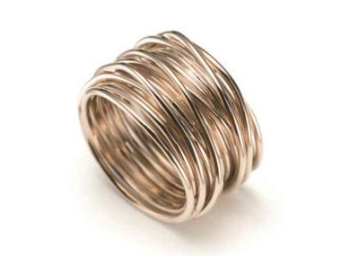 Mattioli | Tibet ring - 18kt rose gold