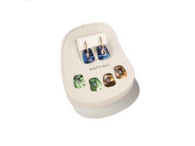 Mattioli | Kit Puzzle earrings - 18kt rose gold