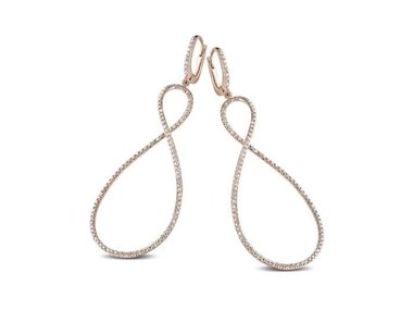 Bigli | Infinity earrings - Large