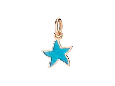 DoDo   Star charm - Turquoise