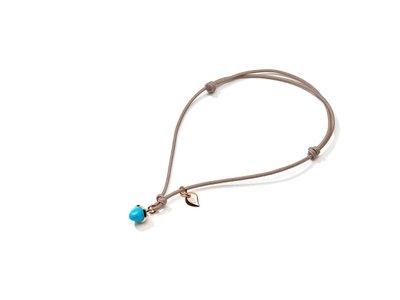 Tamara Comolli   My Mikado bracelet - Turquoise